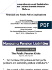 PA Pension Reform