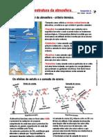 Estrutura vertical da atmosfera (10.º)