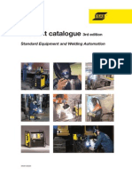 ProductCatalogue 3rd Edition ESAB