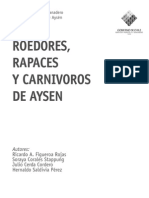 Roedores Rapaces Aysen