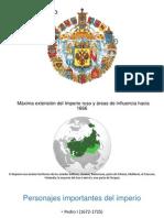 El Imperio Ruso Powerpoint