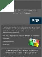 Aplicações analíticas envolvendo métodos clássicos (1).pptx