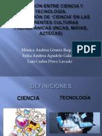 Ciencia Prehispánica (Nuevo)