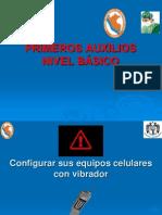 Peru Primeros Auxilios