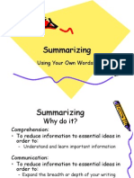 Summarizing Ppoint.ppt