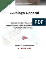 Catalogo Racks y Accesorios Para Redes - TP