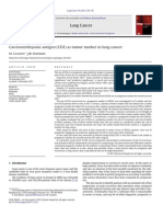 Lung Cancer Research paper