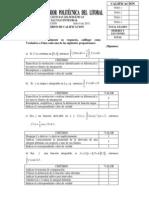 Calculo Integral Tercera Evaluacion 2011