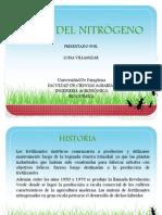 Expo Del Ciclo Del Nitrogeno Ult