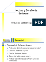 Seguridad - Software