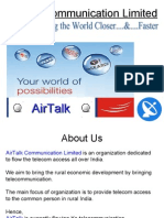 AirTalk Communication Limited