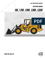 Volvo Wheel Loader Recycling Manual L60F L120F