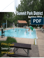 2014 Summer Summit Park District
