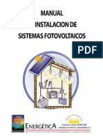 Manual Sfv Energetica