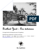 Scotland Yard Epoca Victoriana