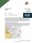 Brief aan gemeenteraad van Dronten over uitbreiding Lelystad Airport