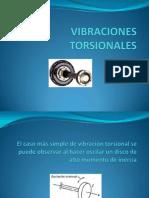 VIBRACIONES  TORSIONALES