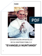 eBook Evangelii Nuntiandi