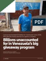 Reuters SLS Comunas Venezuela (Inglés)