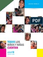 Informe Anual UNICEF Peru 2013