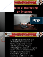 6 Queeselmarketingeninternet 120111220538 Phpapp01