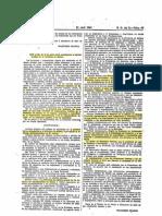 BOE 1961 Legislación Provincia Sahara