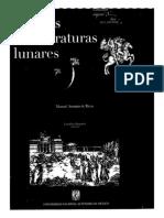 Rivas Manuel Antonio de Sizigias Y Cuadraturas Lunares