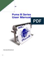 Puma III User Manual