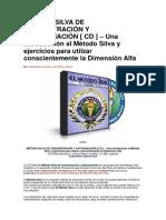 Método Silva de Concentración y Autosanación