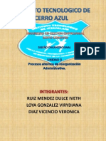 Unidad Tres Diseño Organizacional
