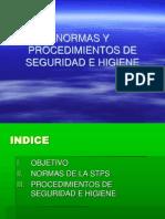 Presentacion Procedimientos de Seguridad (Copia)