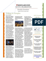 MSDO May 2014 Newsletter