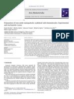 Acta Biomaterialia 2012 Publicado