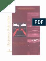 Instituto de Investigaciones Juridicas - Decisiones Relevantes de La Suprema Corte 01 - Donacion de Organos