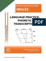 Language Practice_phonetic Transcription