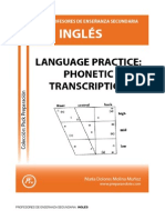 Language Practice_phonetic Transcription