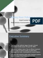 River Pollution_Aneesh Surender Madani_MICA