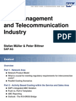 Cost Management and TELCO (Incl. ABC)