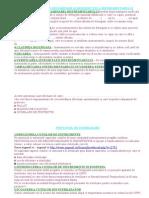 protocol de decontaminare si dezinfectie