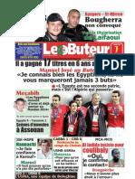 LE BUTEUR PDF du 07/11/2009