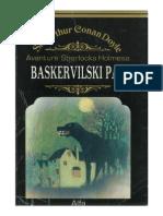 Sir Arthur Conan Doyle Baskervilski Pas