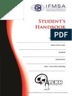 Student's Handbook 2013 ENG