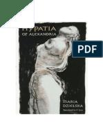 Hipatia de Alejandria - Maria Dzielska