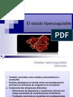 Clase Trombofilias 2014