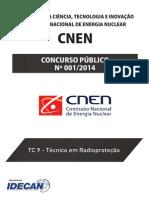 Tc9 - Técnico Em Radioproteção