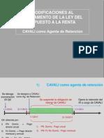 Cavali Renta 2012