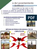 Metodo Artificial y Bombeo Hidraulico Informacion
