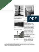 The Damage, Cause of Takoma Bridge Failure