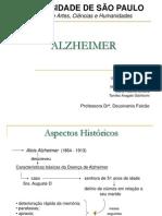 A Doença Da Alzheimer