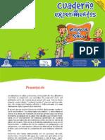 Cuaderno de Experimentos Cuidando Tu Salud